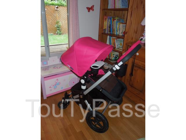photo de BUGABOO CAMELEON + ACCESSOIRESS