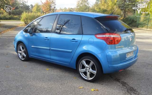 C4 picasso 1 6 l hdi 110 bmp6 garantie 2012 forbach 57600 for Code postal forbach