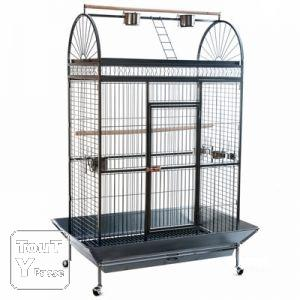 cage pour perroquet voliere youyou cage ara voliere. Black Bedroom Furniture Sets. Home Design Ideas