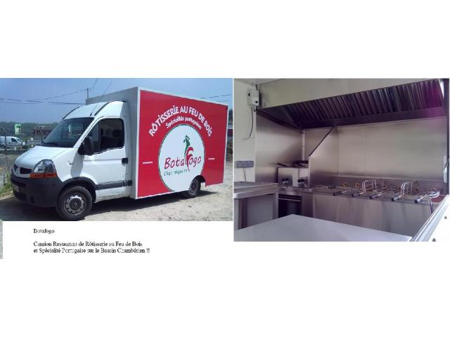 Photo Camion Barbecue image 1/6