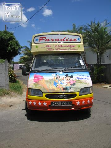 Photo Camion glace image 1/2