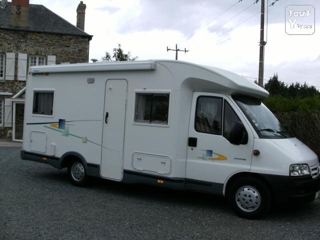Camping Car Chausson Welcome 85 Basse Normandie