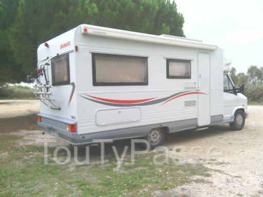 camping car dethleffs sur fiat ducato td vaucluse. Black Bedroom Furniture Sets. Home Design Ideas