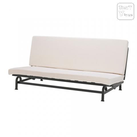Canap convertible ik a type bz 2 places paris 11 for Canape convertible bz ikea