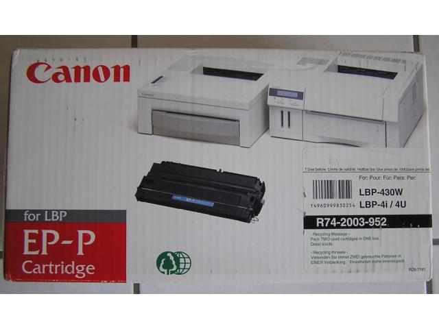 Photo Cartouche Toner imprimantes laser Canon, HP, Apple image 1/2