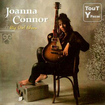 photo de CD de Joanna Connor Big girl blues