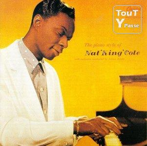 photo de CD de Nat King Cole Piano stylings
