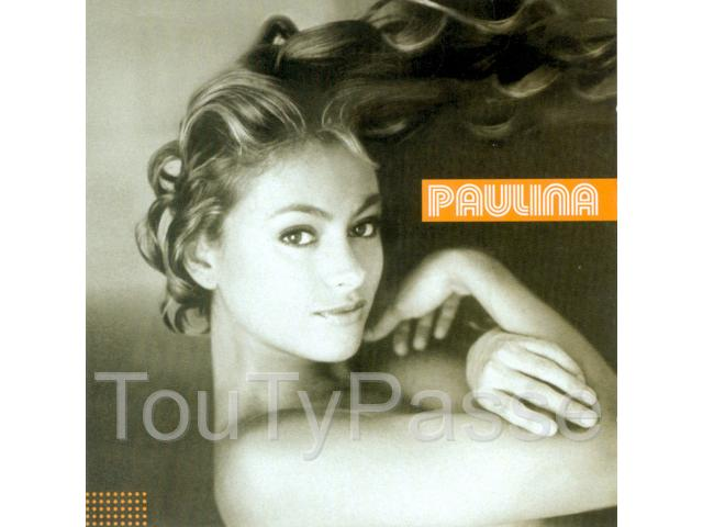 photo de CD de Paulina Rubio Paulina