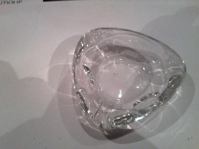photo de cendrier verre