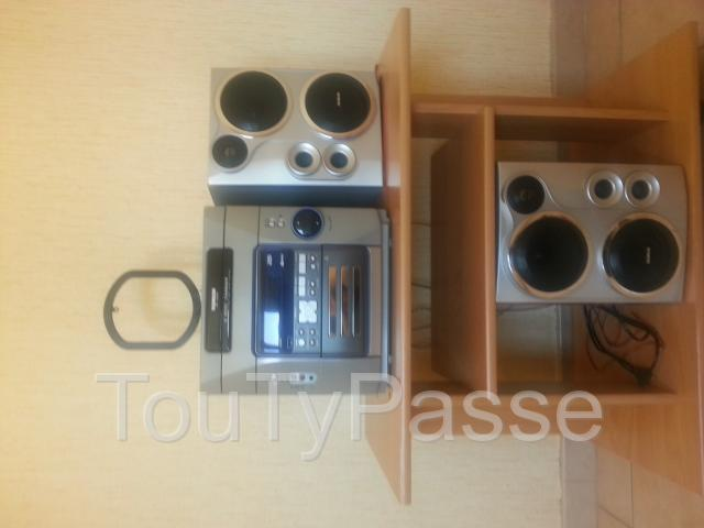 photo de chaine hifi thomson