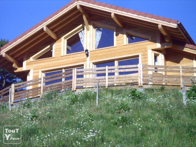 photo de Chalet de location haute vosges