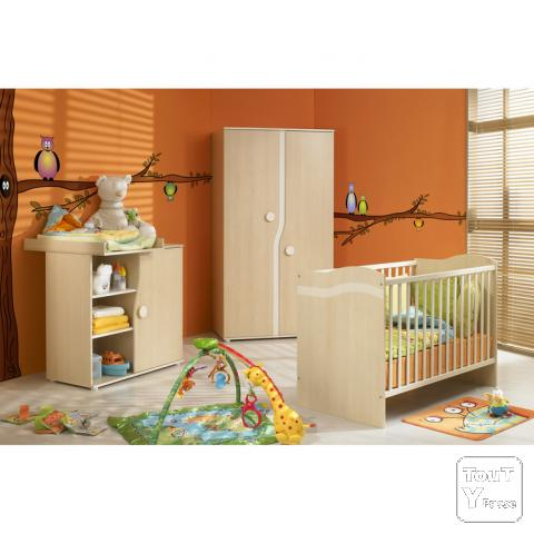 chambre bebe paolo provence alpes c te d 39 azur. Black Bedroom Furniture Sets. Home Design Ideas