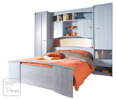 chambre pont bleu roissy en brie 77680. Black Bedroom Furniture Sets. Home Design Ideas