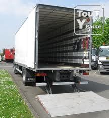 chauffeur avec camion porteur pl 12t hayon 55m3 rdv france. Black Bedroom Furniture Sets. Home Design Ideas