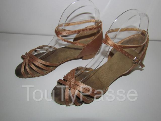 Chaussures de danse de salon danse latine salsa west for Chaussures de danse de salon toulouse