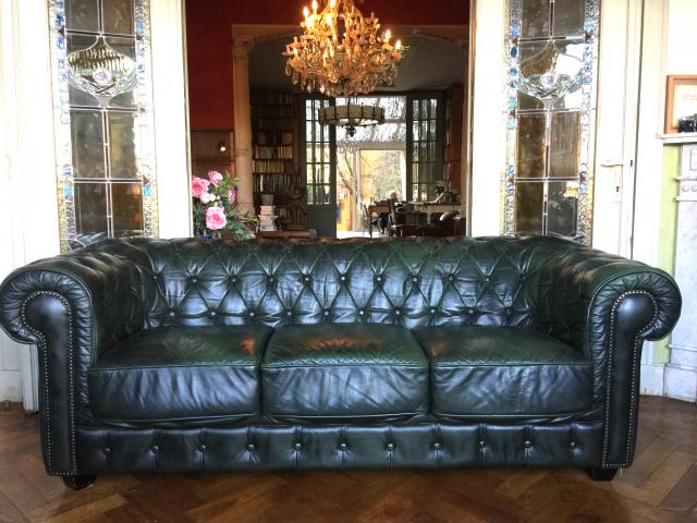 Chesterfield Salon 3 2 1 Flandre Occidentale