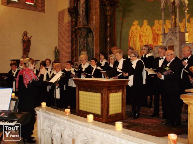 "photo de Chorale""la clé des chants"""