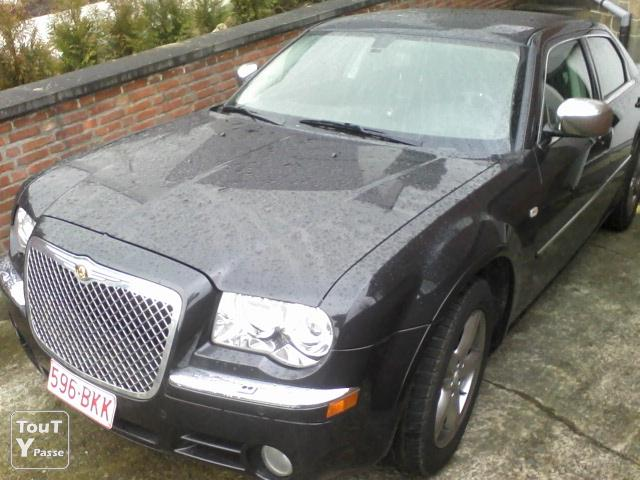 Chrysler 300c v6 crd srt design
