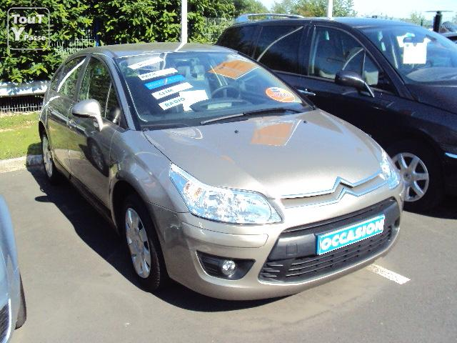 citroen c4 confort hdi 92 5 portes an 2009 25 000 kms. Black Bedroom Furniture Sets. Home Design Ideas