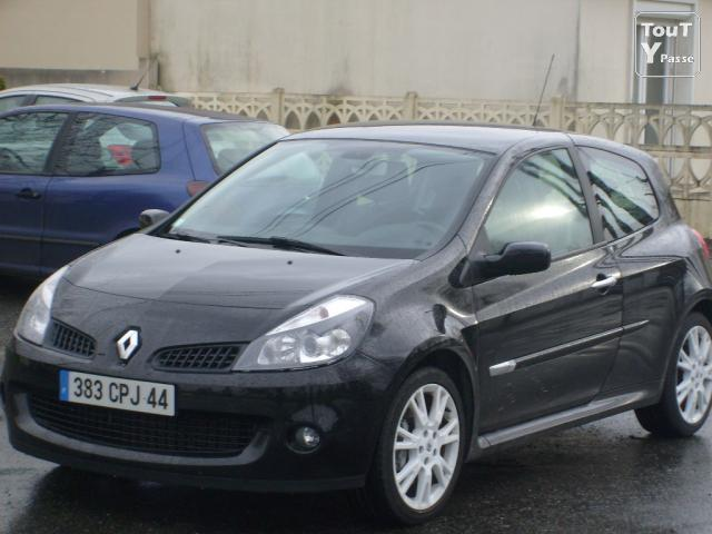 Clio 3 Rs Couff 233 44521