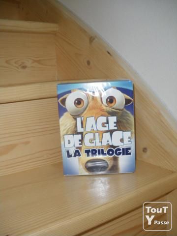 photo de Coffret bluray l'age de glace  Neuf