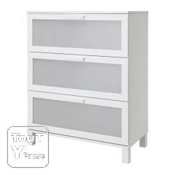 commode penderie ikea aneboda blanches lyon 02 69002. Black Bedroom Furniture Sets. Home Design Ideas