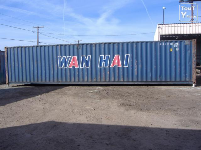Containers dry high cube 40 39 namur 5000 for Prix container bruxelles