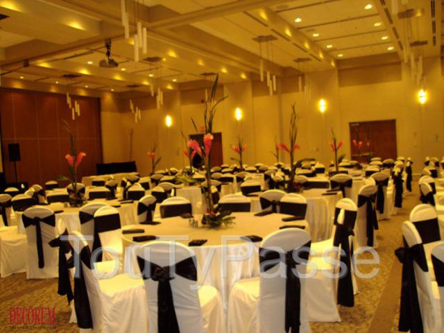 photo de DECORATION DE MARIAGE ET LOCATION MATERIELS