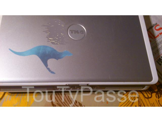 photo de dell ispirion 6400