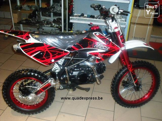 motocross honda 125cc a vendre wroc awski informator. Black Bedroom Furniture Sets. Home Design Ideas