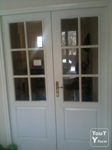 double porte fenetre de salon saint brice sous for t 95350