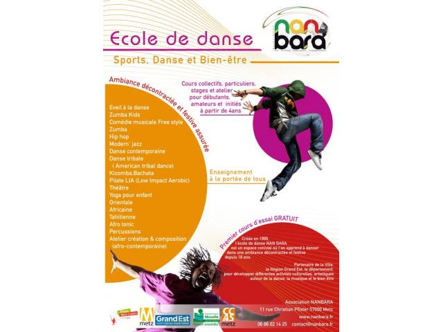 Photo Ecole de danse Nan bara image 1/1