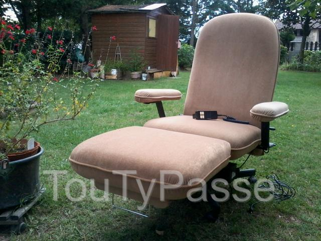 photo de Fauteuil relaxant Everstyl