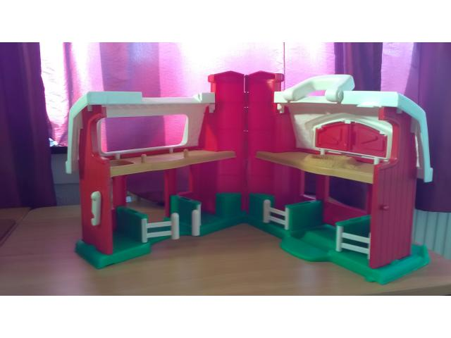 fisher price la ferme hainaut. Black Bedroom Furniture Sets. Home Design Ideas