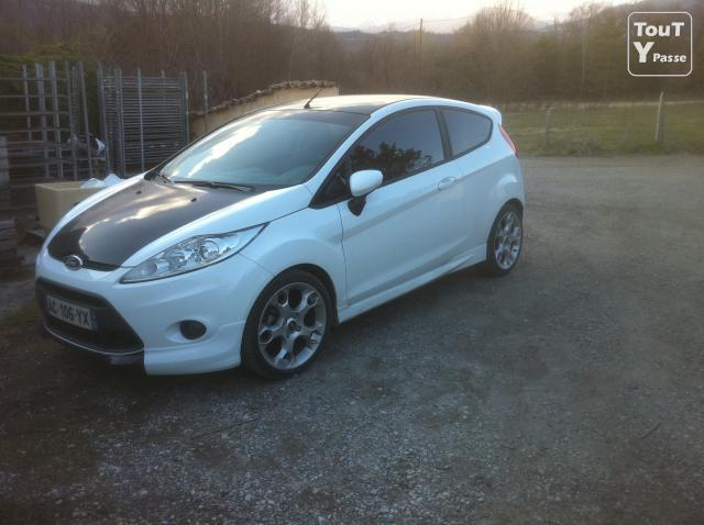 Ford fiesta sport 1 6 tdci gap 05000 for Garage ford fiesta occasion