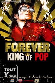 photo de Forever King of Pop // Samedi 1er Decembre // Nice