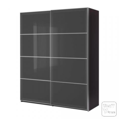 garde robe pax de chez ikea presque neuve bruxelles 1000. Black Bedroom Furniture Sets. Home Design Ideas