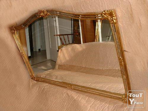 Grand miroir vendre for Grand miroir 2 metres