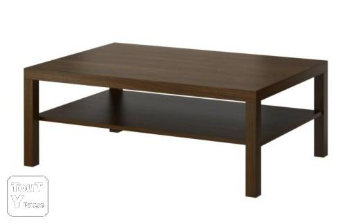 Nom table basse ikea for Ikea table rectangulaire