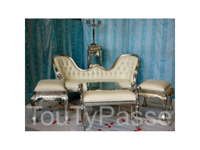 Photo grossiste mobilier mariage image 1/6