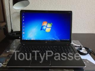 photo de HP dv7-7065sf