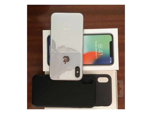 photo de Iphone X  256 GB Gris Sidéral
