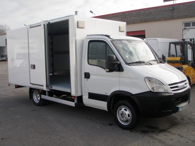 iveco daily frigo grand volume aabasene