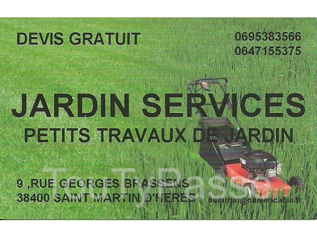 photo de JARDIN SERVICES