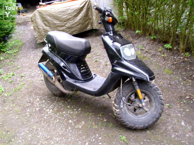 je vend mon scooter mbk spirit alarme int gr e tournai 7500. Black Bedroom Furniture Sets. Home Design Ideas