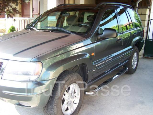 photo de Jeep Grand Cherokee ii 2.7 crd laredo bva