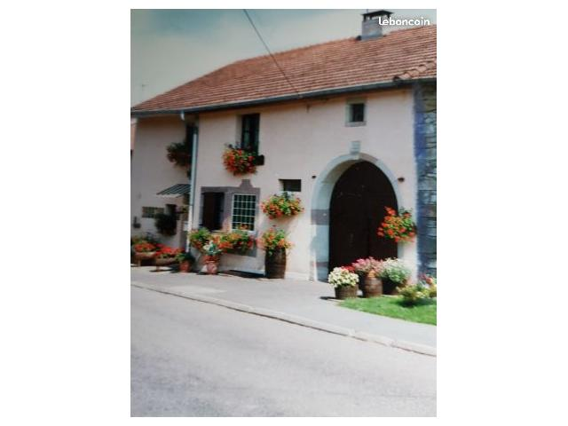 photo de Jolie maison de village en Haute-Saône
