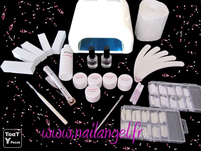 kit faux ongles gel uv manucure languedoc roussillon. Black Bedroom Furniture Sets. Home Design Ideas