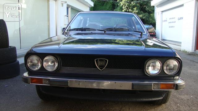 photo de LANCIA BETA COUPE
