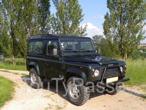 photo de Land Rover Defender TD5 Highlander